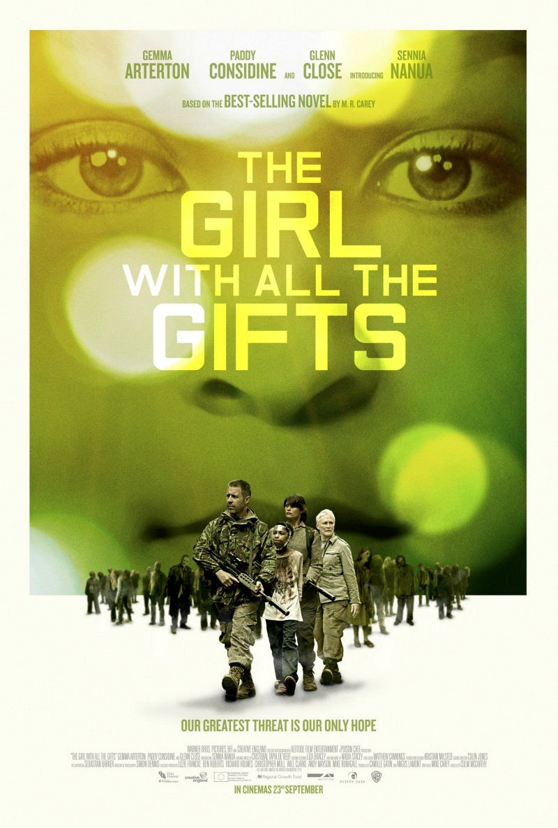 The Girl With All The Gifts Conjures Up Moody New Poster