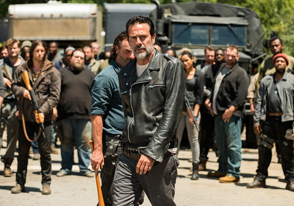Episode 4 Of The Walking Dead Season 7 Will Run For An Extended 85 Minutes