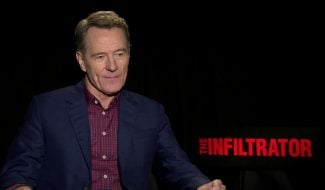 Exclusive Interviews: Bryan Cranston Talks The Infiltrator