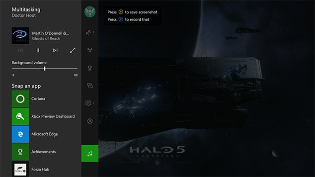 Xbox One Summer Update Begins Rolling Out, Containing Background Music & Cortana