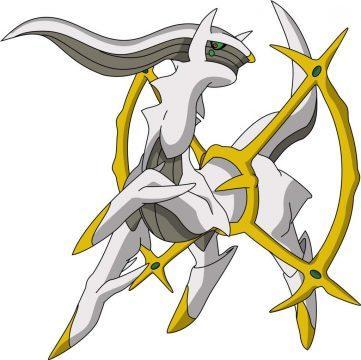 Mythical Pokemon Arceus Now Available Until August 24 For 3DS Players