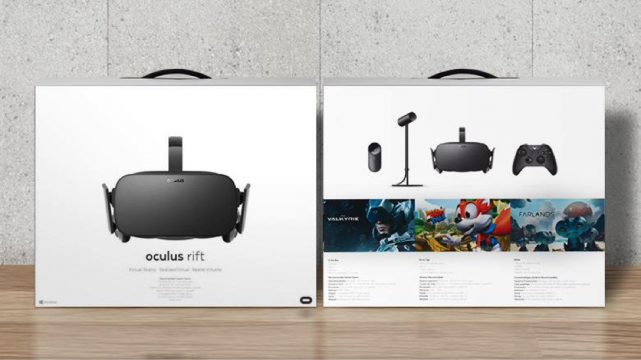 Oculus Rift Finally Heads To Retail In Europe Next Month, Here's Where You Can Find It