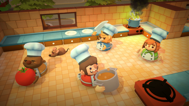 Overcooked Review