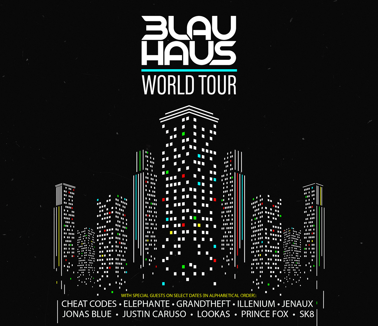 3LAU Announces Upcoming World Tour