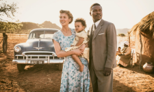 Interracial Love Blooms In New Trailer For A United Kingdom