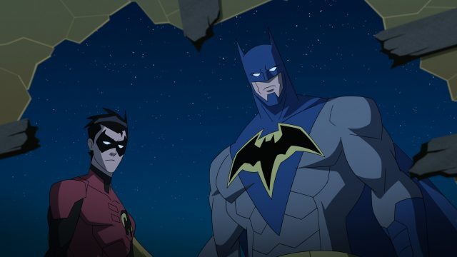 Batman Unlimited: Mechs vs. Mutants Review