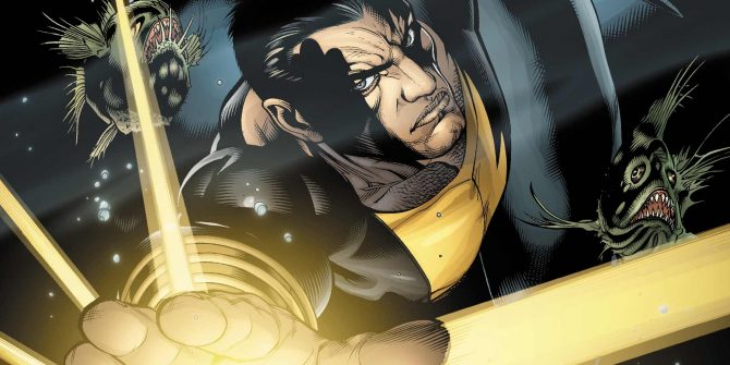 10 Things You Need To Know About Black Adam