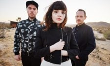 "CHVRCHES Cover Calvin Harris And Rihanna's ""This Is What You Came For"""
