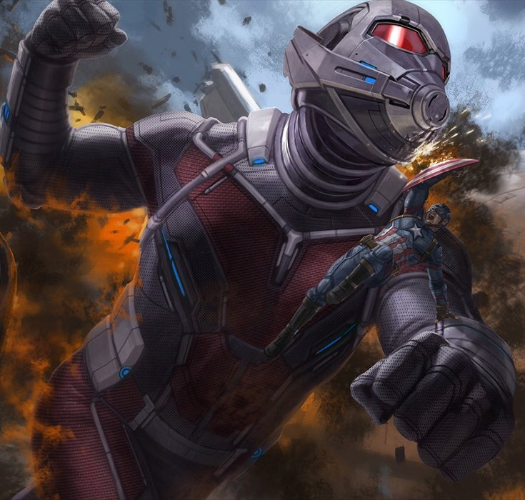 Captain America: Civil War Concept Art Teases What Could Have Been