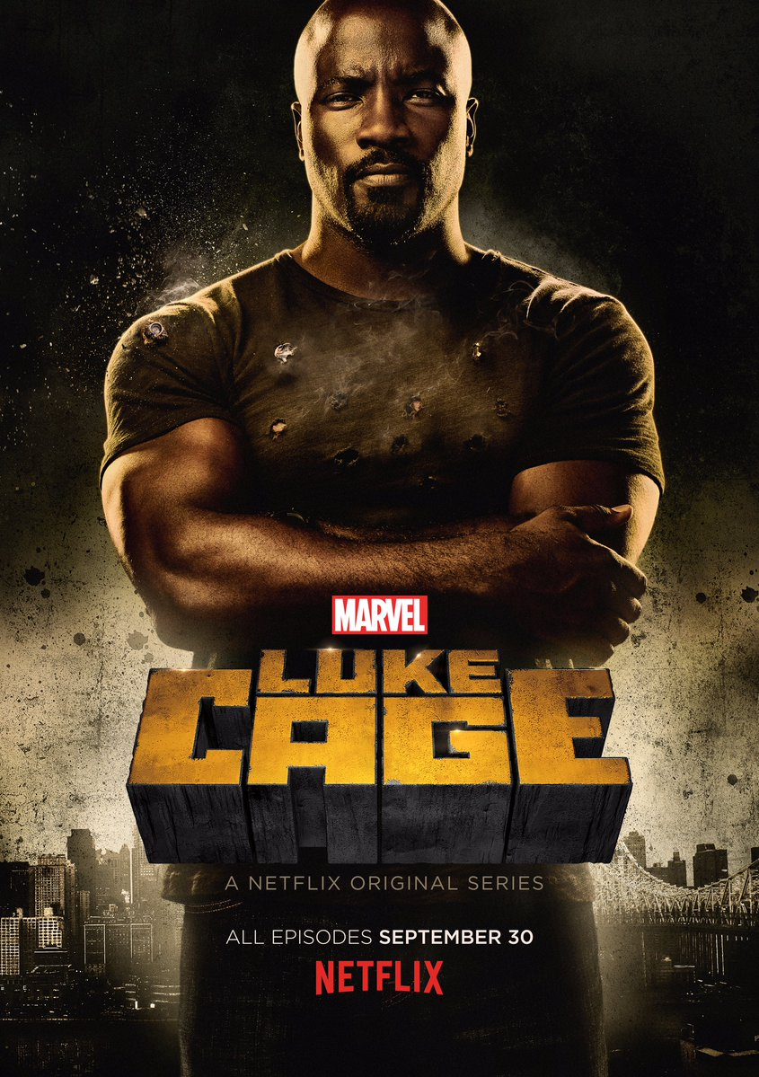 Marvel's Power Man Goes To Work In First Full-Length Trailer For Luke Cage