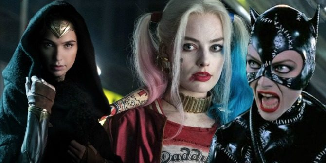 8 Great Female Characters From DC Movies