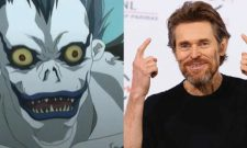 Death Note Movie Casts Willem Dafoe As Unruly Deity Ryuk The Shinigami