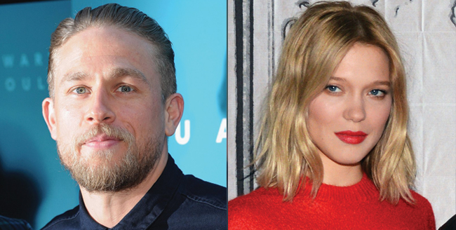 Drake Doremus Plots Equals Follow-Up With Charlie Hunnam And Léa Seydoux