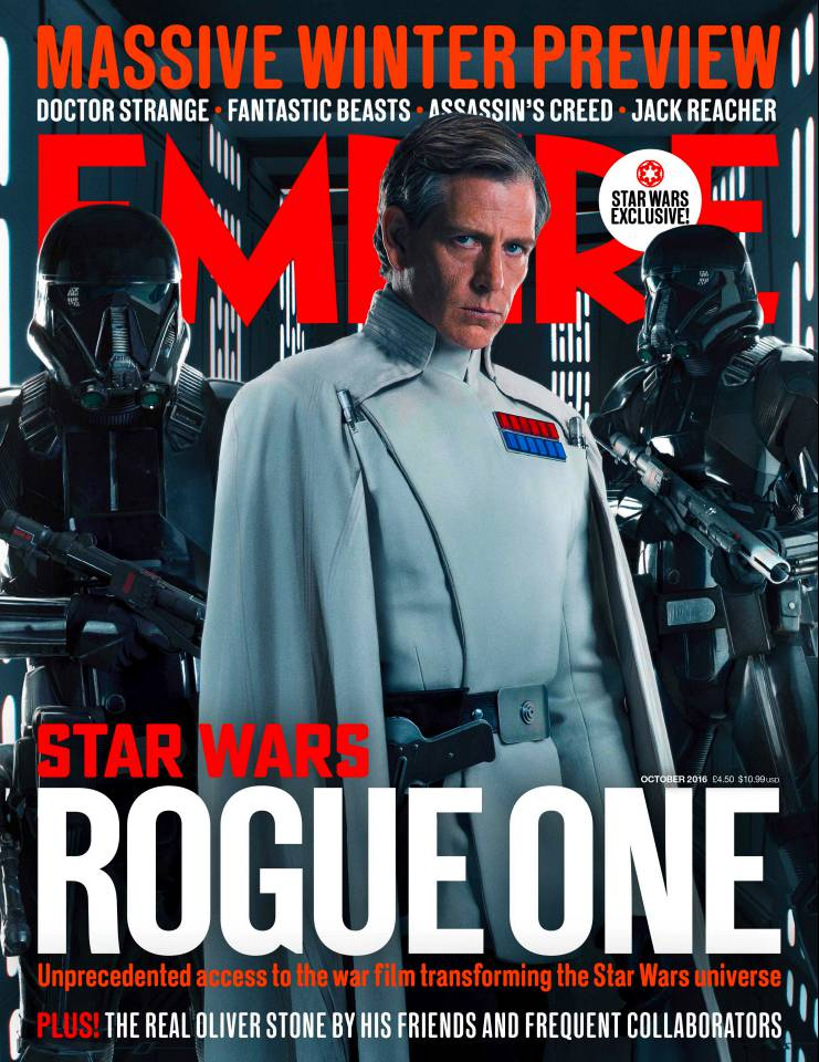 Second Empire Cover Introduces The Dark Side Of Rogue One: A Star Wars Story