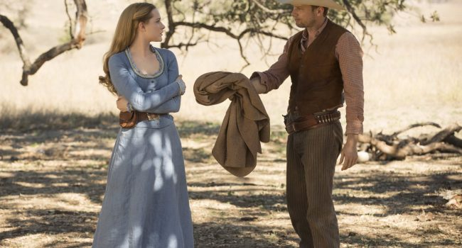 """Pariah Looms Large In First Promo For Westworld Episode 5 """"Contrapasso"""""""
