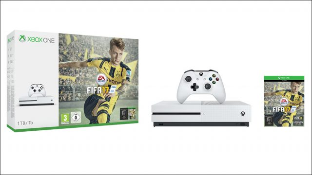 500GB And 1TB Xbox One S Bundles Announced For North America And Europe