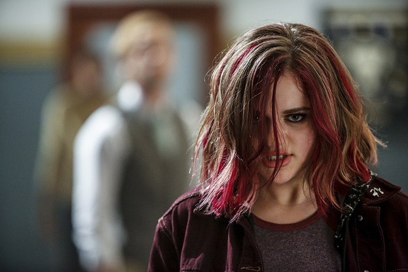 Magenta Arrives In Central City In First Look Image From Next Week's Episode Of The Flash