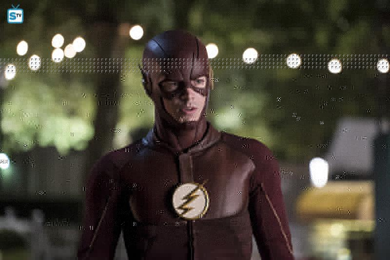 Wally West Is A Man Possessed In The Flash Extended Promo