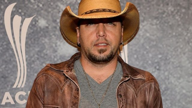 Jason Aldean's New Album Won't Be On Streaming Services