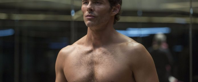 Is James Marsden Also In The Mix For Green Lantern Corps?