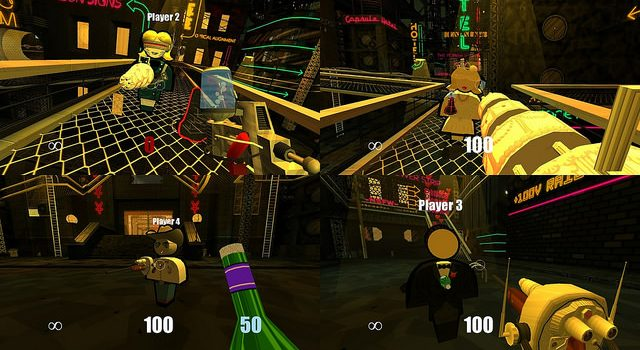 Jazzpunk: Director's Cut Hits PS4 On September 20