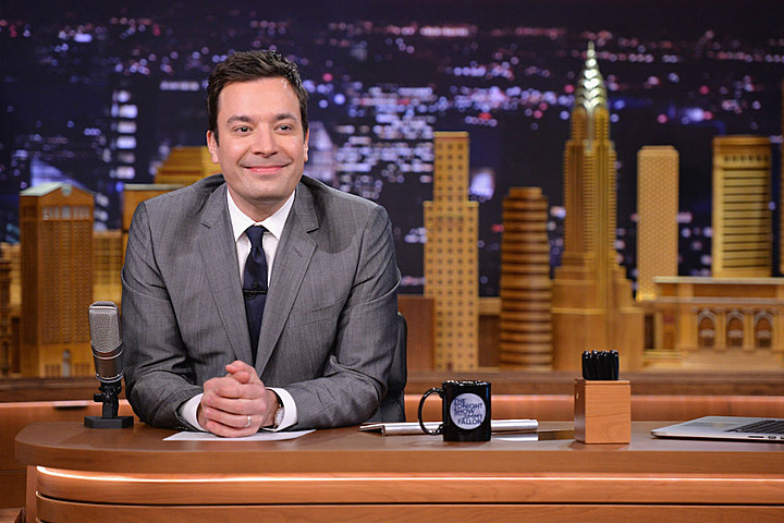The Tonight Show's Jimmy Fallon Selected To Host 2017 Golden Globes Ceremony