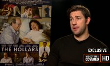 Exclusive Interview: John Krasinski Talks The Hollars