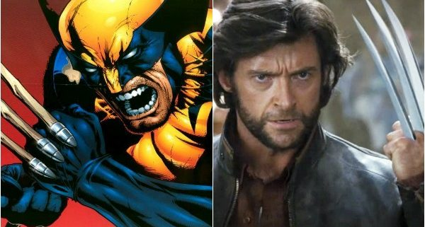 superhero movie costumes, wolverine, x-men,