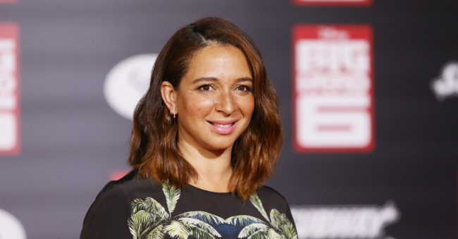 Maya Rudolph Cordially Invited To Melissa McCarthy's Life Of The Party