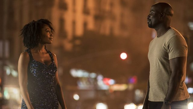 Misty Knight Enters The Fray In Latest Luke Cage Pic
