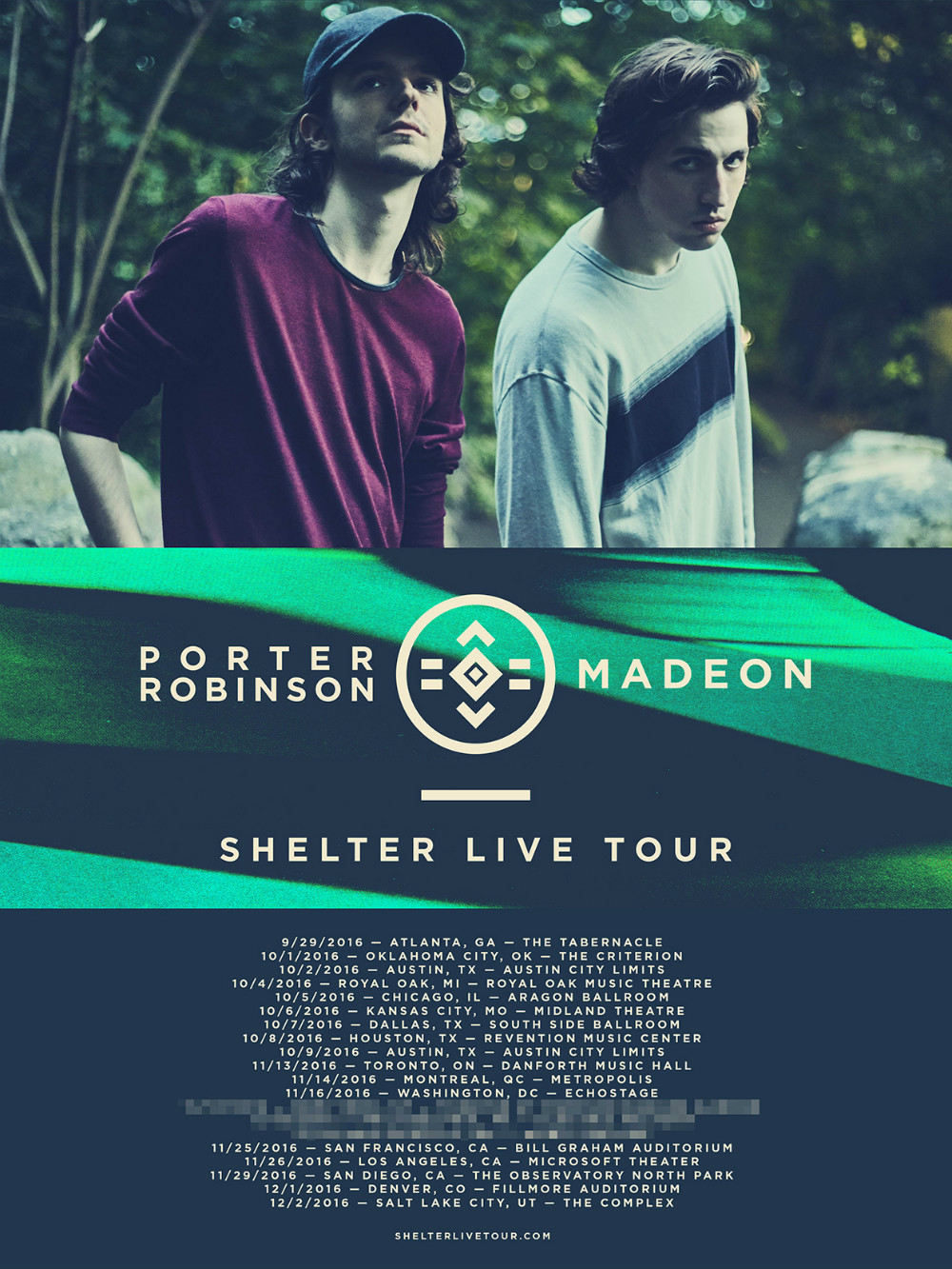 Porter Robinson And Madeon Announce Shelter Tour