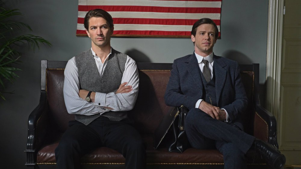 Harley and the Davidsons Review
