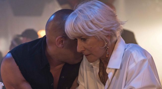 Vin Diesel Offers Up A New Look At Helen Mirren In Fast 8