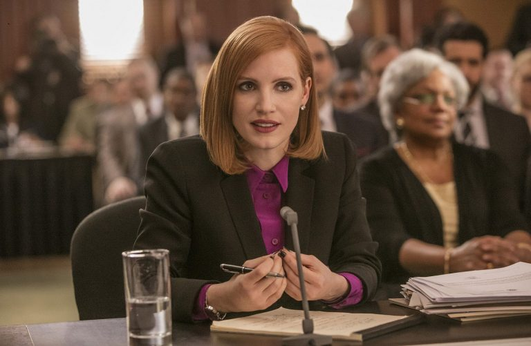 Jessica Chastain Is Miss Sloane In First Look At Gun Control Drama