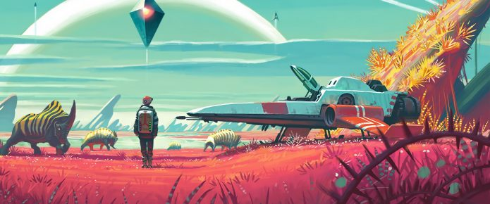 Derailing The Hype Train: What No Man's Sky Can Teach Us About Gaming Expectations