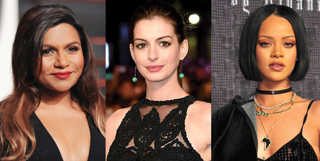 Ocean's 8 Is A Go At Warner; Anne Hathaway, Rihanna And Mindy Kaling Round Out Ensemble