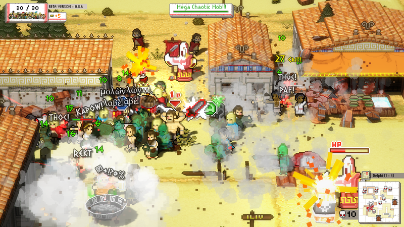 Okhlos Review
