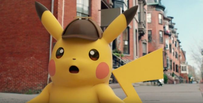 Live-Action Pokemon Movie Lands Guardians Of The Galaxy Writer