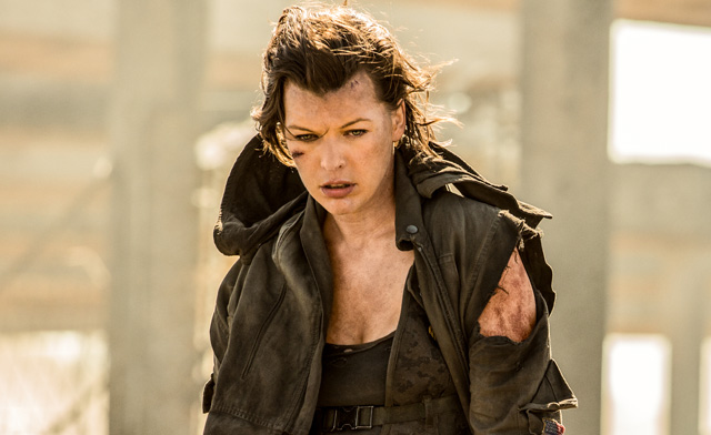 Milla Jovovich Almost Quit Resident Evil Because Of Michelle Rodriguez