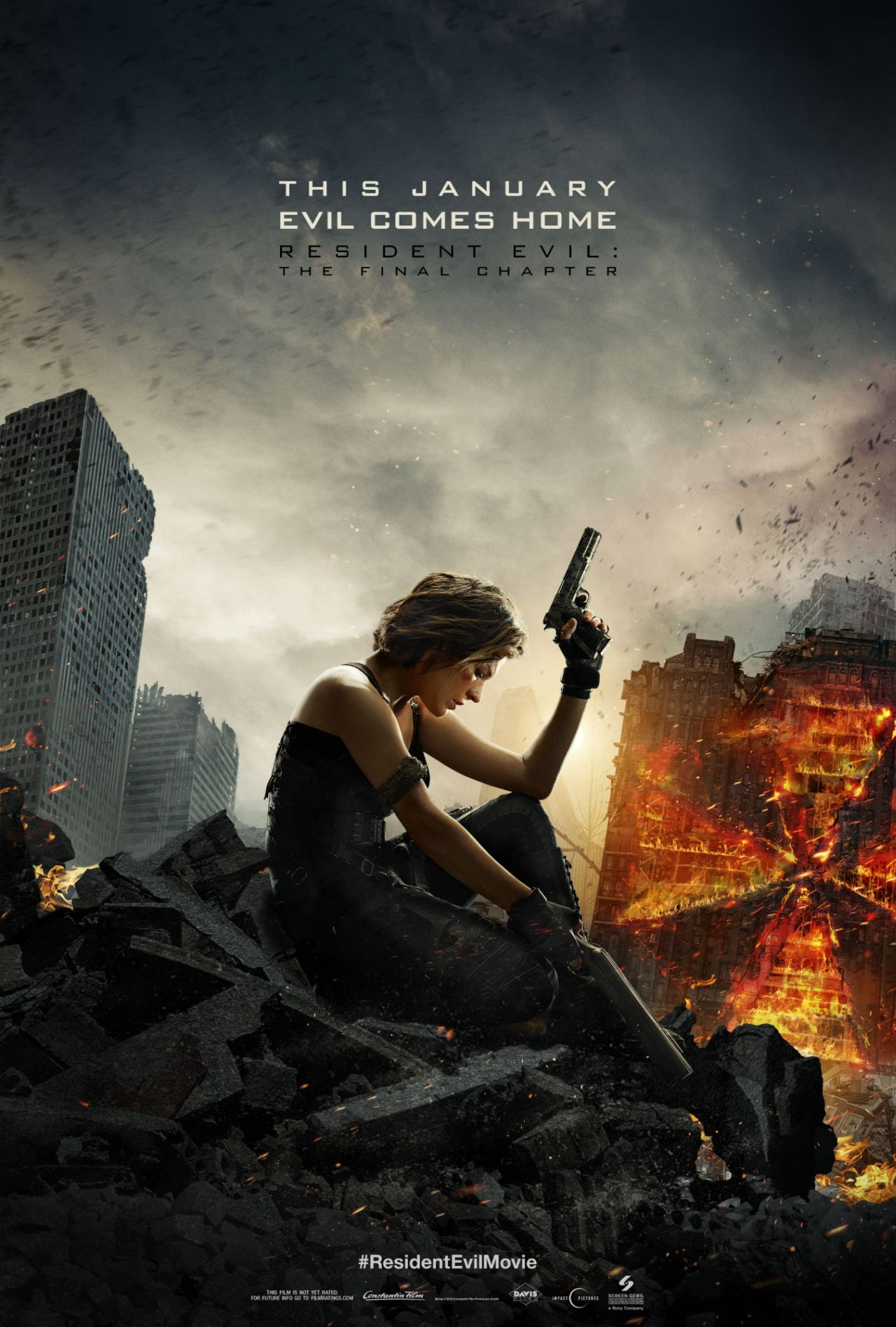 Alice Seeks Revenge In New International Trailer For Resident Evil: The Final Chapter