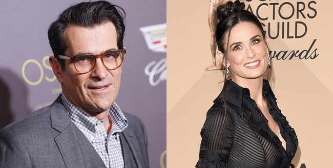 R-Rated Comedy Rock That Body Nets Demi Moore And Modern Family's Ty Burrell