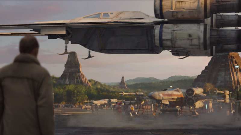 The Rebels Will Call Upon A Brand New Ship In Rogue One: A Star Wars Story