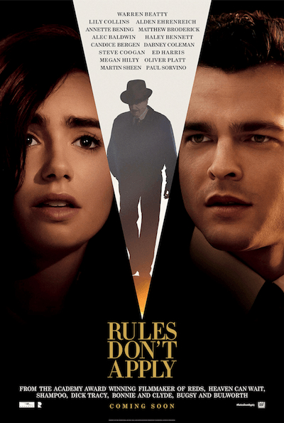 The Bright Lights Of Tinsel Town Beckon In Latest Trailer For Warren Beatty's Rules Don't Apply
