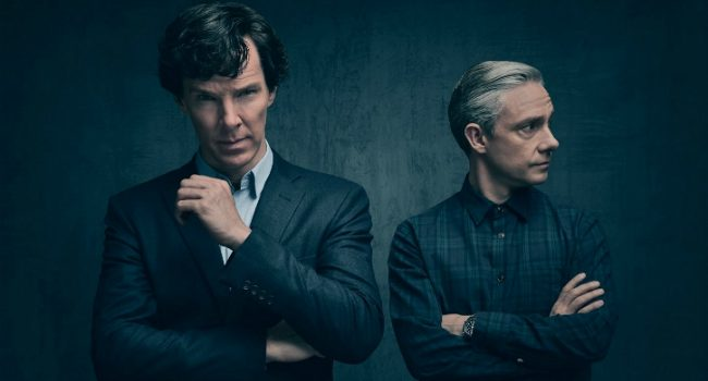 "Benedict Cumberbatch And Martin Freeman's ""Frosty"" Relationship May End Sherlock"