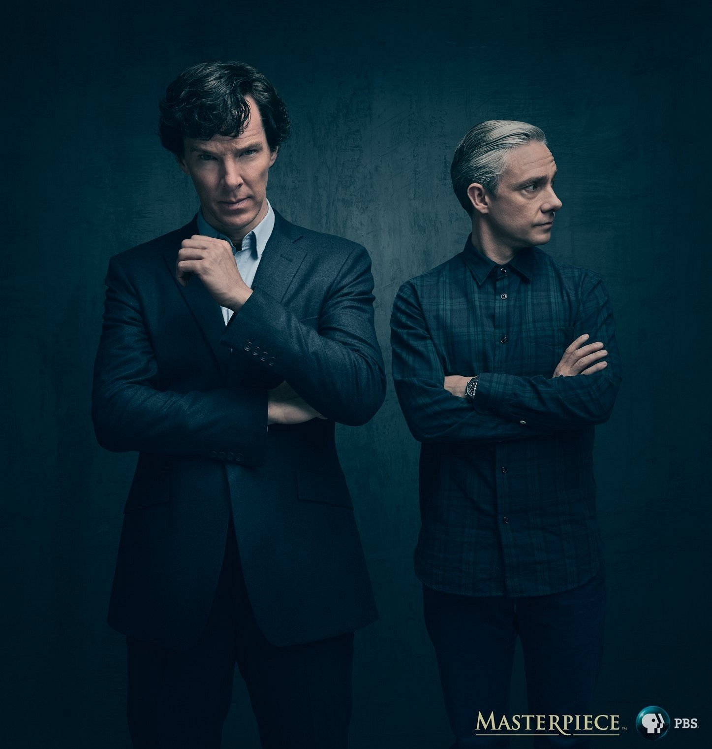 The Boys Are Back On The Case In New Sherlock Season 4 Still