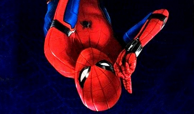 Spidey Dangles From A Chopper In Spider-Man: Homecoming Set Video And Photos