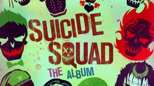 Suicide Squad Soundtrack Charts At Number One Again