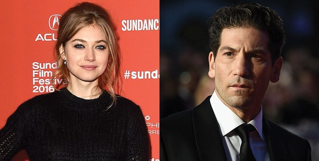 Imogen Poots And Jon Bernthal Bound For Sweet Virginia