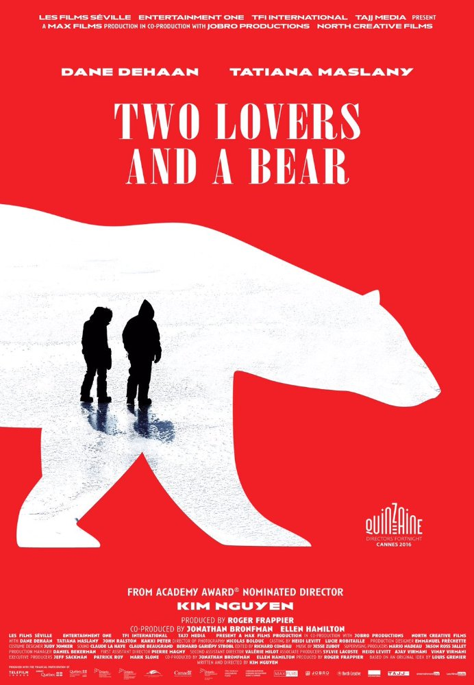 Two Lovers and a Bear Review
