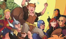 Squirrel Girl Is Coming To The Small Screen In Marvel's New Warriors TV Series